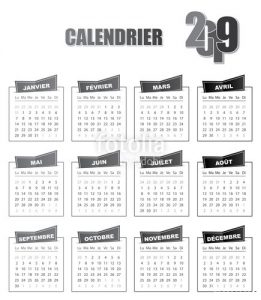 Download Calendrier 2019
