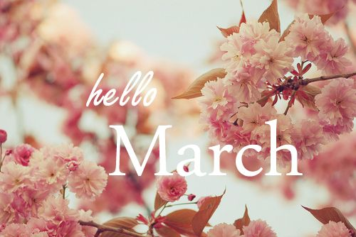 Hello March Pics