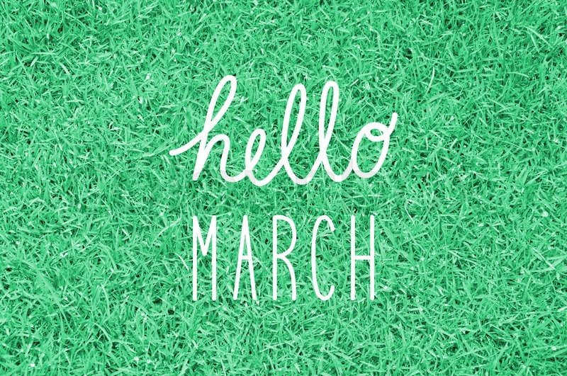 Hello March Pictures Free Download