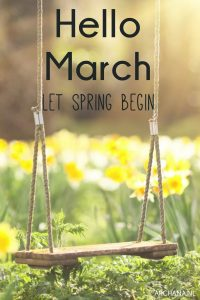 Hello March Quotes Messages