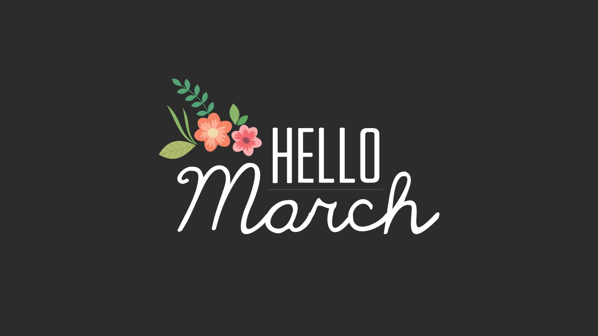Images for Hello March