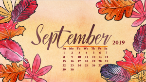 Beautiful September 2019 Wallpaper