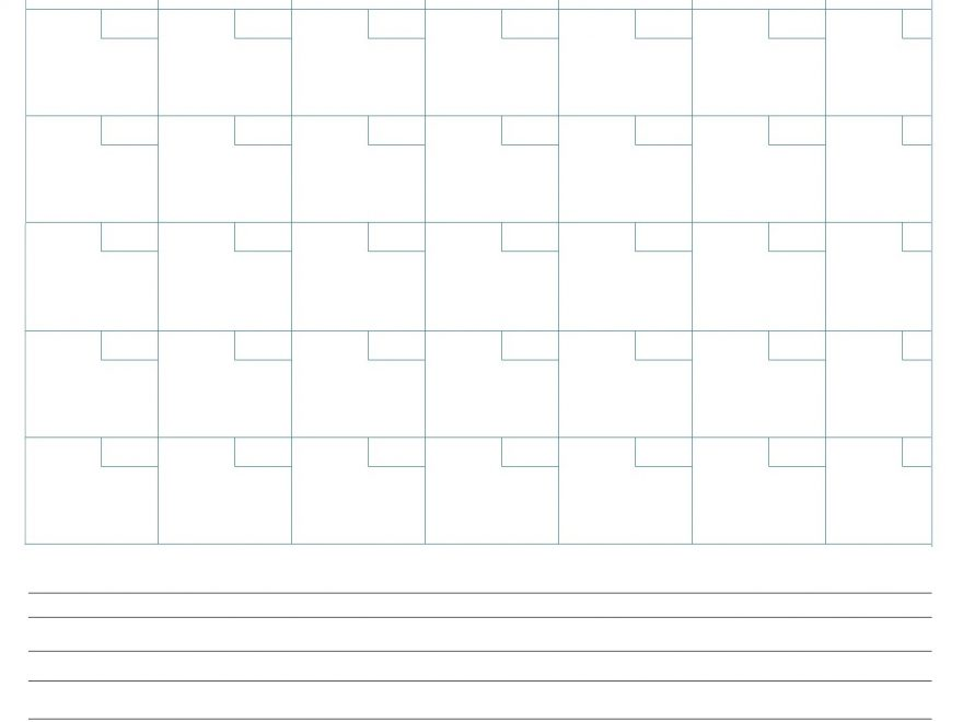 July 2019 Editable Planner