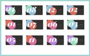 Cute 2020 Calendar Printable