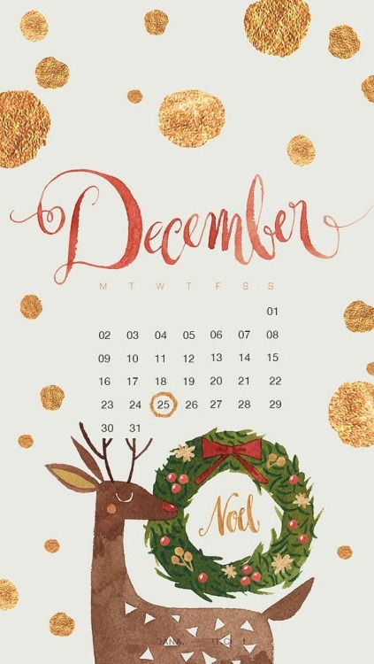 December 2019 Wallpaper For iPhone