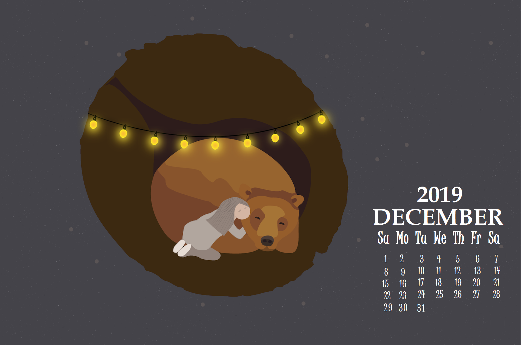 Latest December 2019 Wallpaper