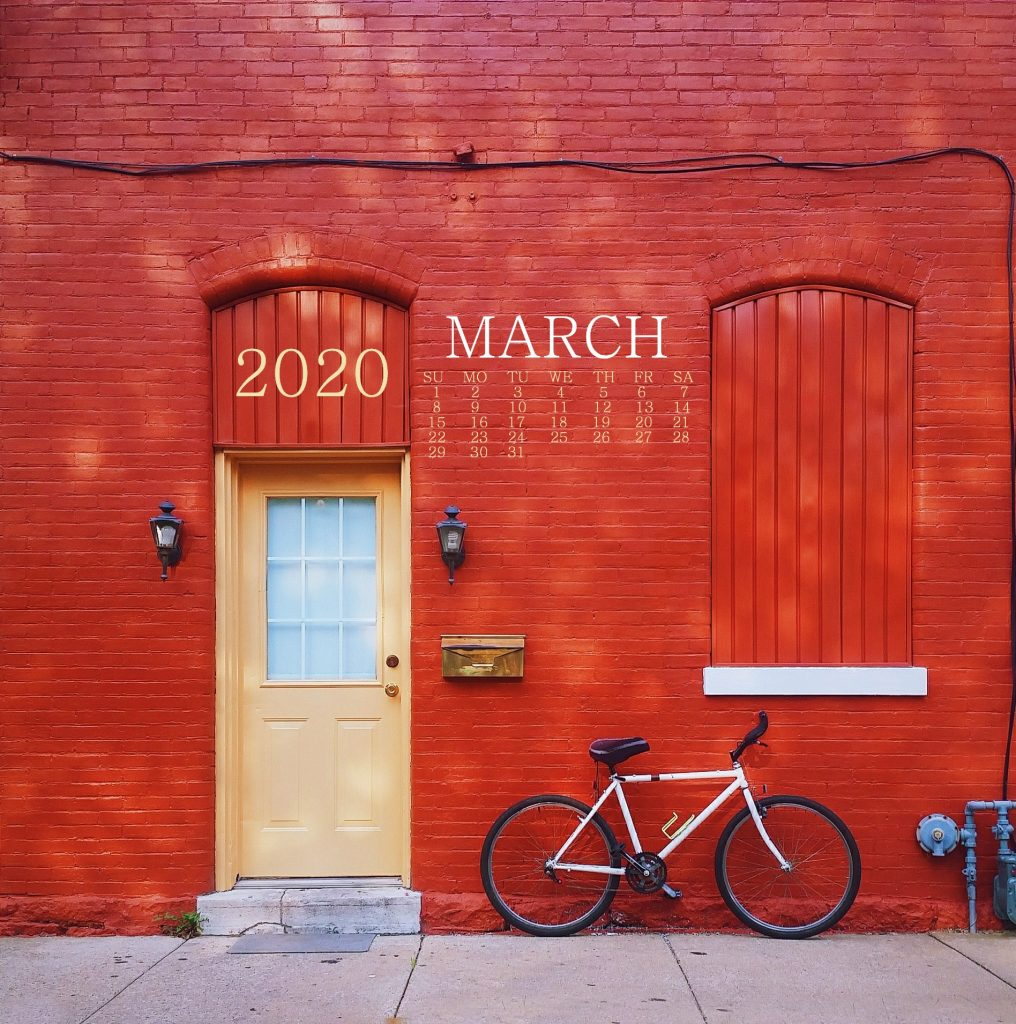 Free March 2020 Wallpaper