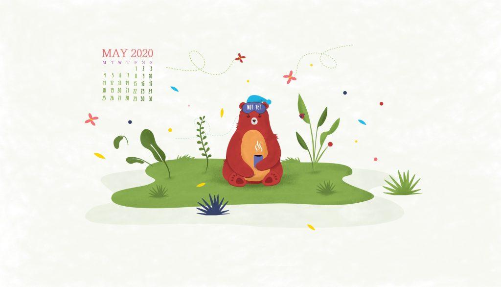 May 2020 HD Wallpaper