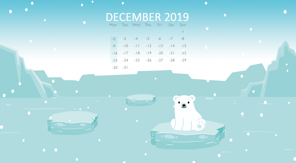 Winter December 2019 Wallpaper