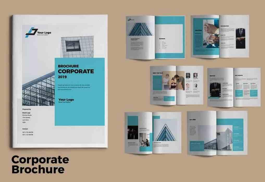Brochure Templates PDF