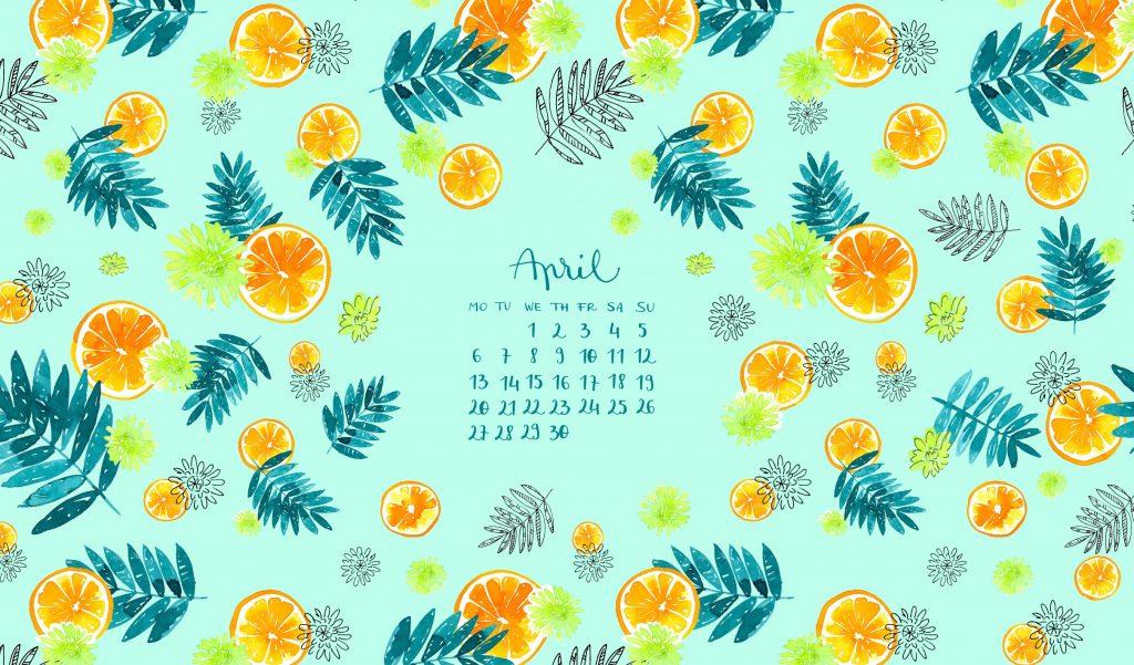 April 2020 Cute Wallpaper