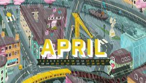 Best April 2020 Background Wallpaper