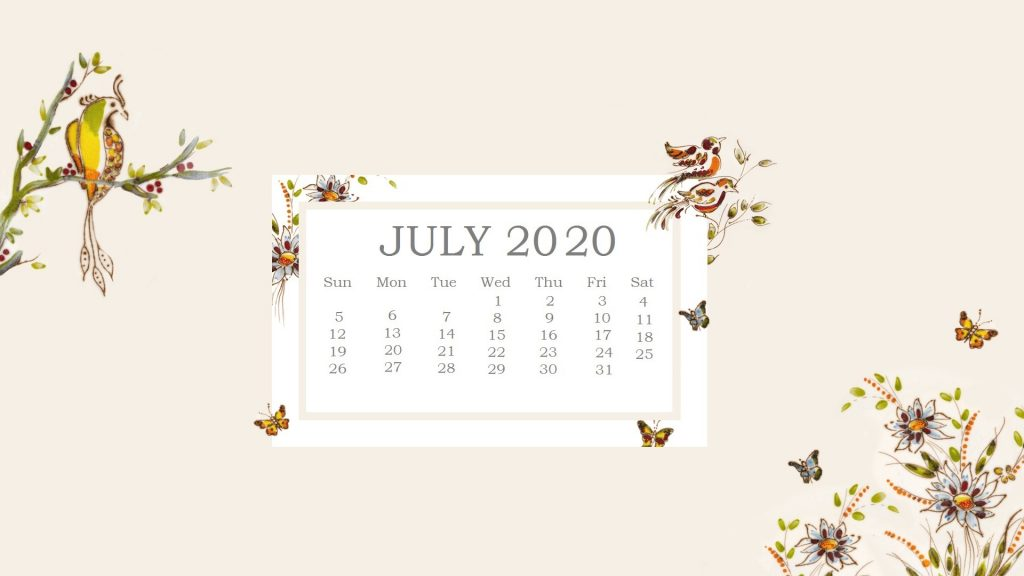 Best July 2020 Desktop Wallpaper