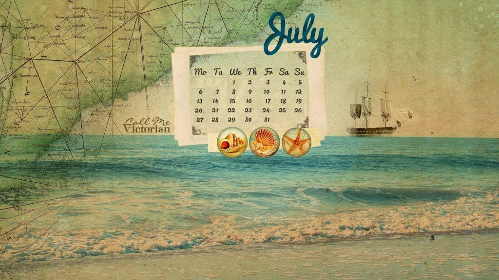 Latest July 2020 Desktop Wallpaper