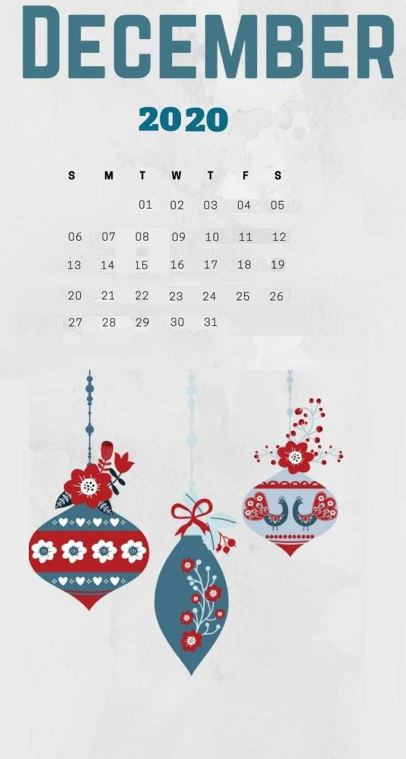 Amazing iPhone December 2020 Wallpaper