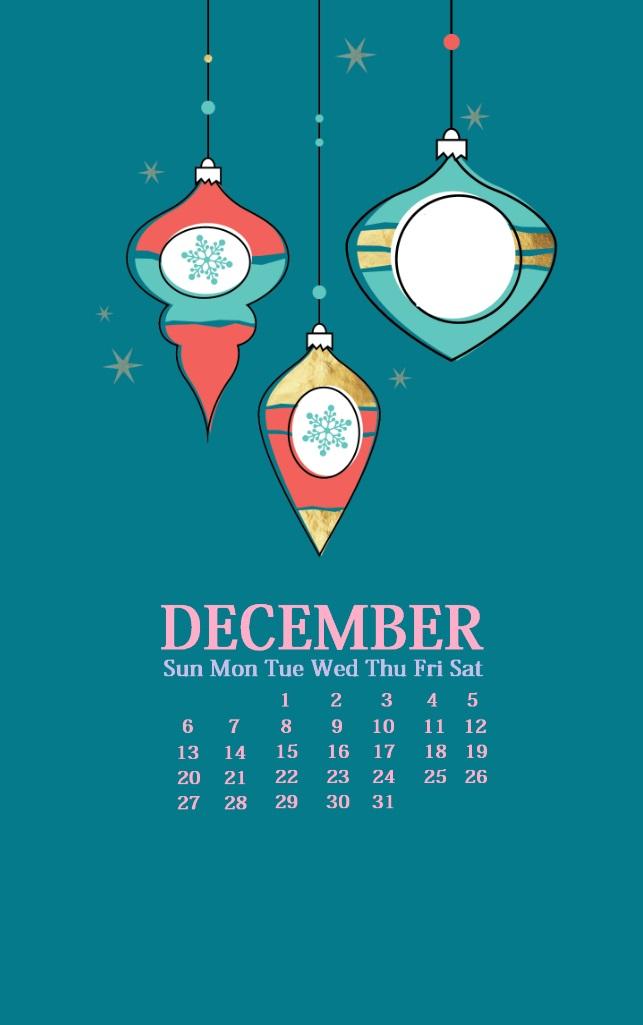 Cute iPhone December 2020 Wallpaper