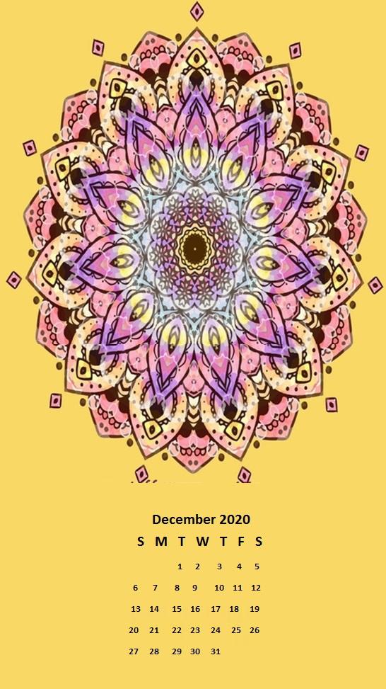 December 2020 Calendar Designs